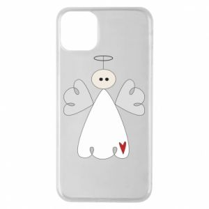 Phone case for iPhone 11 Pro Max Angel with heart