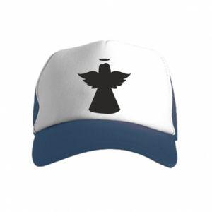Kid's Trucker Hat Angel