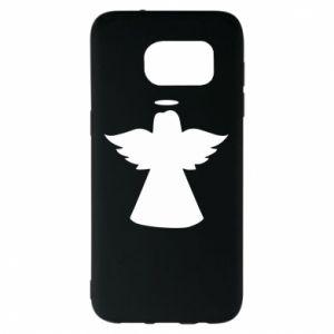 Samsung S7 EDGE Case Angel