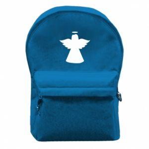 Plecak z przednią kieszenią Anioł