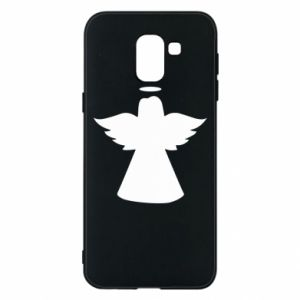 Samsung J6 Case Angel