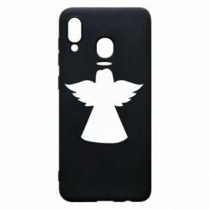Samsung A20 Case Angel
