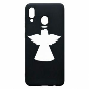 Samsung A30 Case Angel