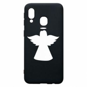Samsung A40 Case Angel