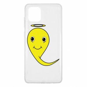 Etui na Samsung Note 10 Lite Anioły