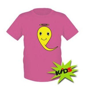 Dziecięcy T-shirt Anioły