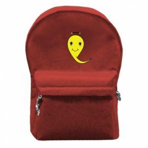 Plecak z przednią kieszenią Anioły