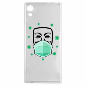 Sony Xperia XA1 Case Anonymous