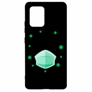 Samsung S10 Lite Case Anonymous