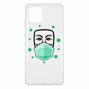 Samsung Note 10 Lite Case Anonymous