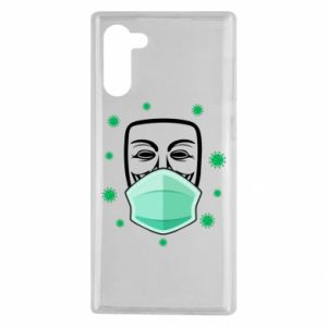 Samsung Note 10 Case Anonymous