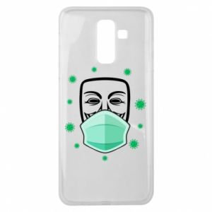 Samsung J8 2018 Case Anonymous