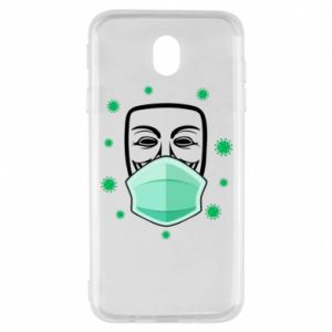 Samsung J7 2017 Case Anonymous