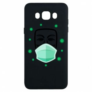 Samsung J7 2016 Case Anonymous