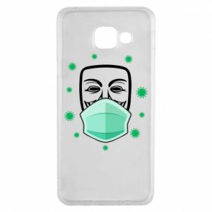 Samsung A3 2016 Case Anonymous