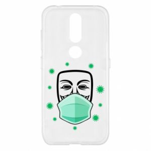 Nokia 4.2 Case Anonymous