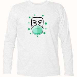 Koszulka z długim rękawem Anonymus