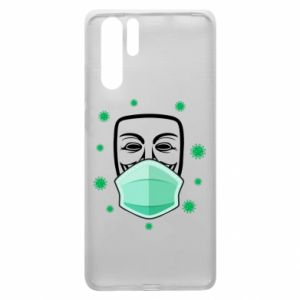 Huawei P30 Pro Case Anonymous
