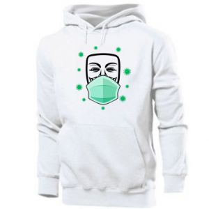 Men's hoodie Anonymous