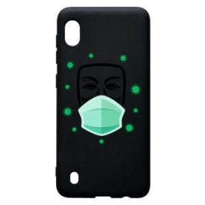 Samsung A10 Case Anonymous
