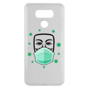 LG G6 Case Anonymous