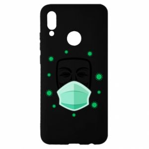 Huawei P Smart 2019 Case Anonymous