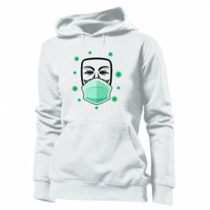 Women's hoodies Anonymous