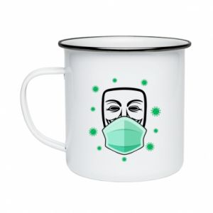 Enameled mug Anonymous