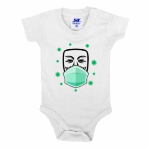 Baby bodysuit Anonymous