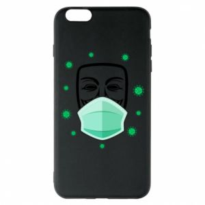 iPhone 6 Plus/6S Plus Case Anonymous