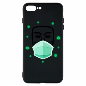 iPhone 7 Plus case Anonymous