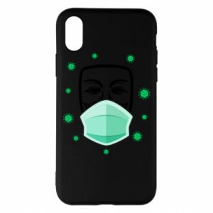 iPhone X/Xs Case Anonymous