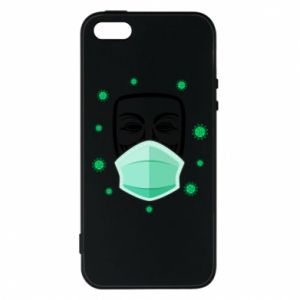 iPhone 5/5S/SE Case Anonymous