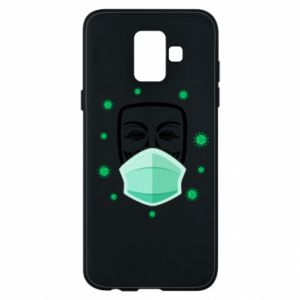 Samsung A6 2018 Case Anonymous