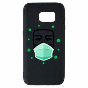 Samsung S7 Case Anonymous