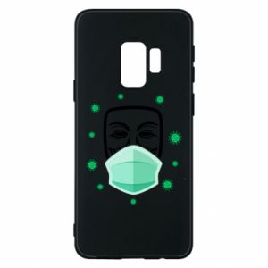 Samsung S9 Case Anonymous