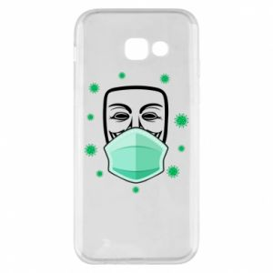 Samsung A5 2017 Case Anonymous