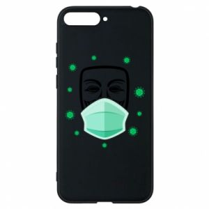 Huawei Y6 2018 Case Anonymous