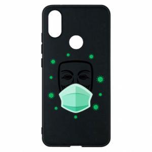 Etui na Xiaomi Mi A2 Anonymus