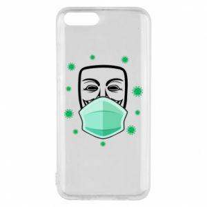 Etui na Xiaomi Mi6 Anonymus