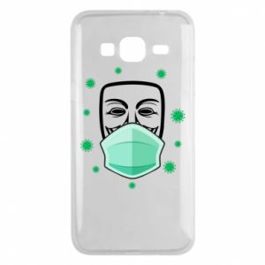 Samsung J3 2016 Case Anonymous