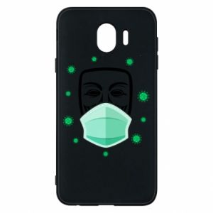 Samsung J4 Case Anonymous