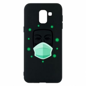 Samsung J6 Case Anonymous