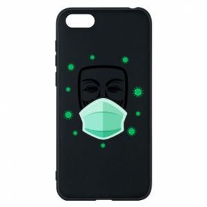 Huawei Y5 2018 Case Anonymous