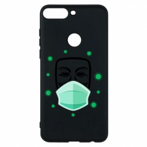 Huawei Y7 Prime 2018 Case Anonymous