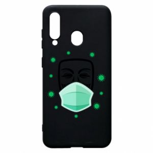 Samsung A60 Case Anonymous