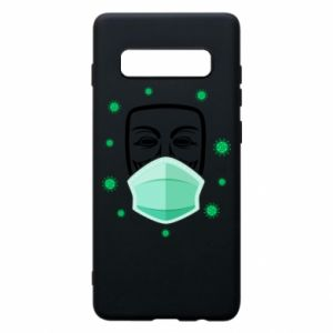 Samsung S10+ Case Anonymous