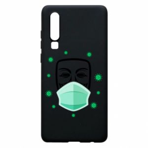 Huawei P30 Case Anonymous