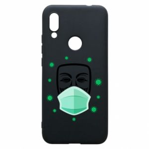 Xiaomi Redmi 7 Case Anonymous