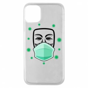 iPhone 11 Pro Case Anonymous